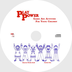PLAY POWER:Games and Activities for Young Children